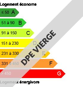 Diagnostic de performance energetique vierge